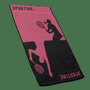 Πετσέτα Γυμναστηρίου Sportime - Τέννις